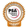 Third Place for Web Design (PSA)
